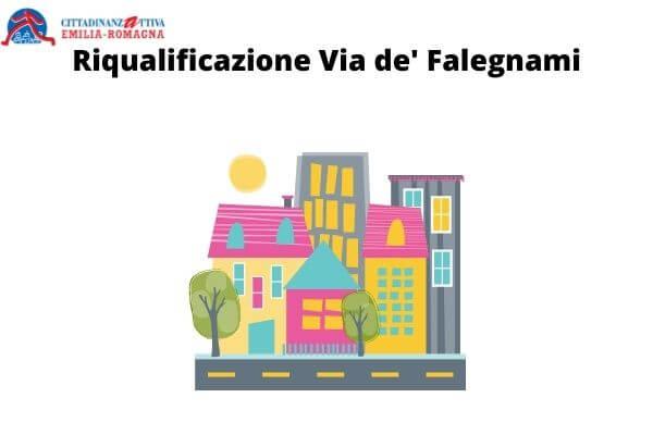 Riqualificazione Via de' Falegnami