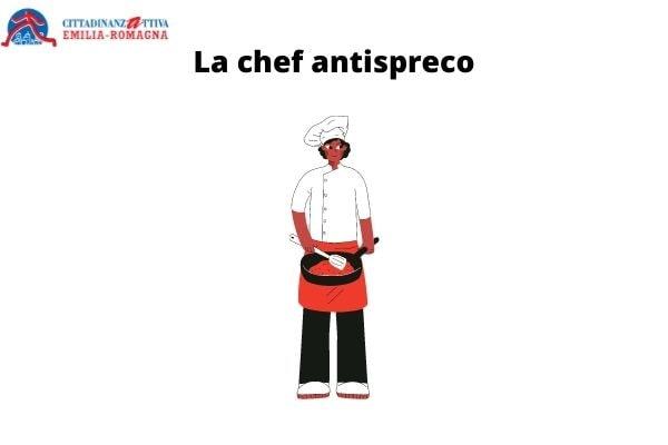 La chef antispreco