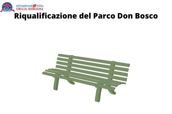 Riqualificazione del Parco Don Bosco