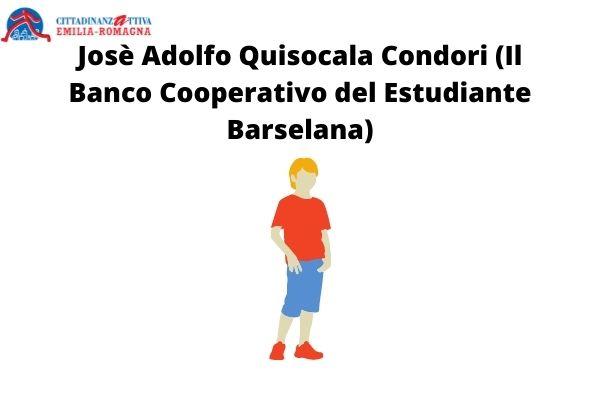 Josè Adolfo Quisocala Condori