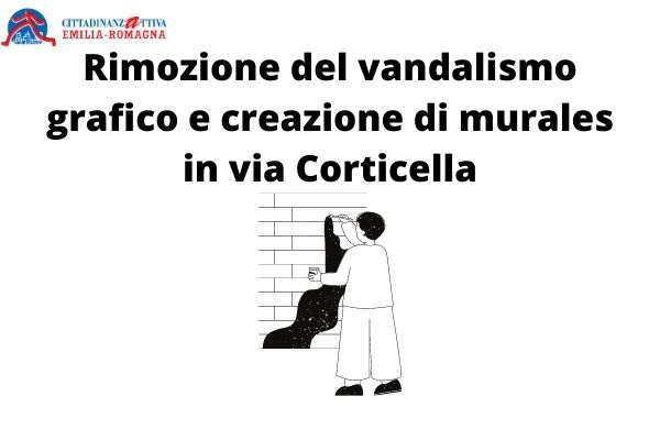 Murales in via Corticella