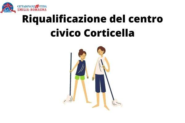 Riqualificazione del centro civico Corticella