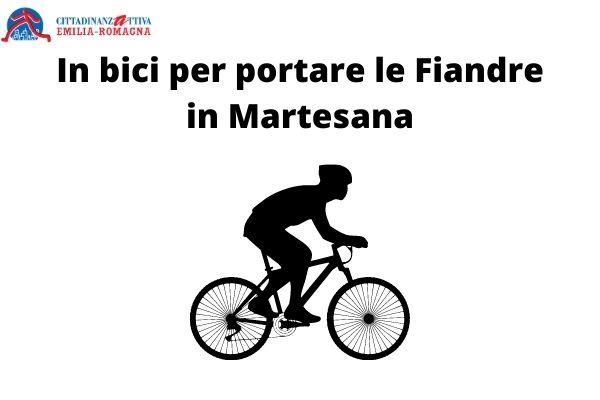 In bici per portare le Fiandre in Martesana