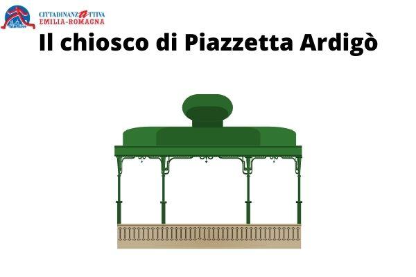 Il chiosco di Piazzetta Ardigò