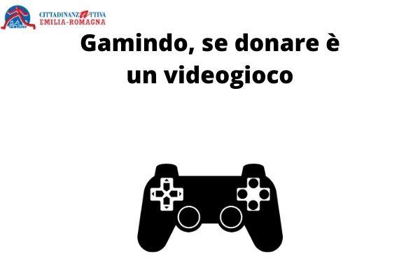 Gamindo, se donare è un videogioco