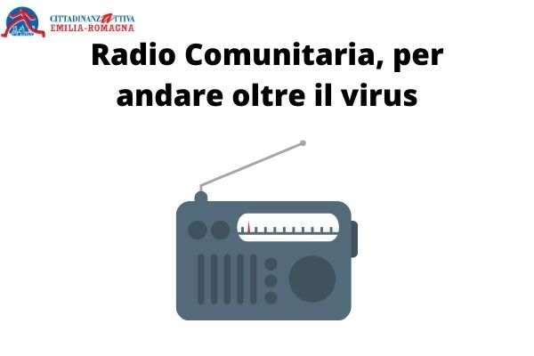 Radio Comunitaria, per andare oltre il virus
