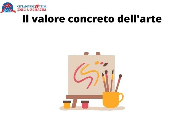 Il valore concreto dell'arte
