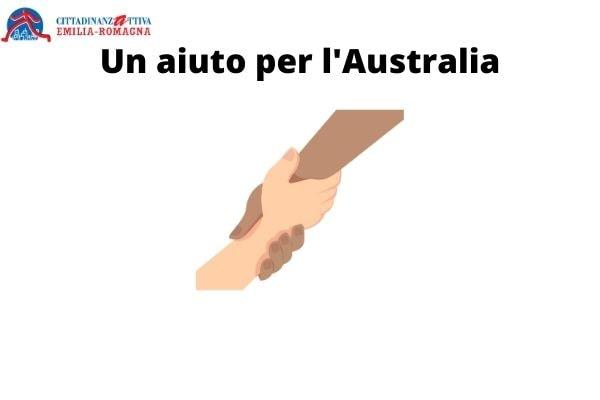 Un aiuto per l'Australia