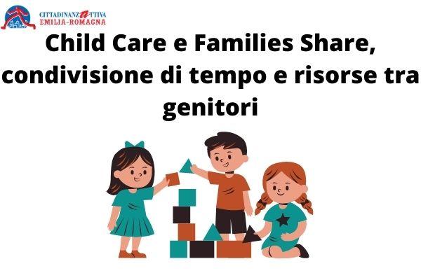 Condivisione tempo e risorse fra genitori e bambini