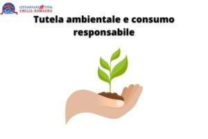 Tutela ambientale e consumo responsabile